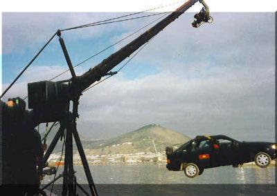Fear Factor Car Ramp